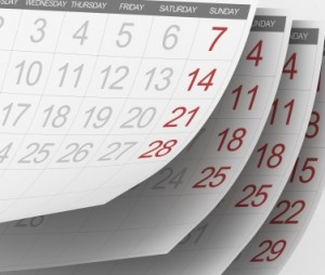 Marketing Calendar and Marketing Plan